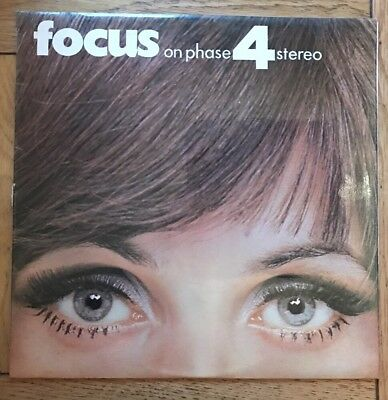 Focus On Phase 4 Stereo- Vinyl Record