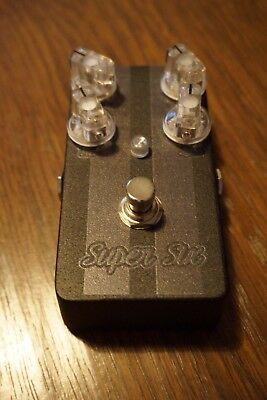 Lovepedal Grey Ghost Super Six (perfect condition)