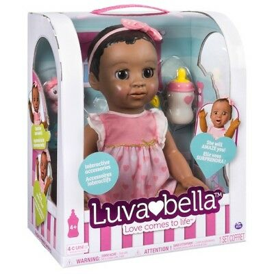 Luvabella African American Doll UK Stock Christmas No.1 Toy