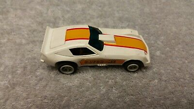 Vintage Matchbox Speed Track Catch-Me Funny car Slot Car *Running Chassis*