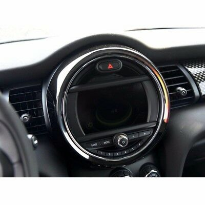 Car  For BMW Mini Cooper DVD GPS Navigation Screen Steel Protector Tempered Film