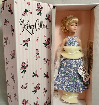 """RARE TONNER 18"""" KITTY COLLIER COUNTRY CLUB CENTERPIECE - ONE of a KIND - NRFB"""