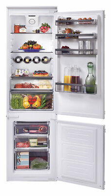 Baumatic BRCIF182FT 54cm Wide Frost Free 70-30 Integrated Upright Fridge Freezer