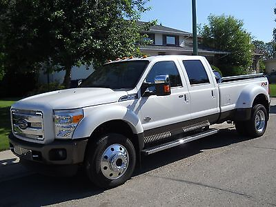2015 Ford F-450 King Ranch 2015 F450 King Ranch
