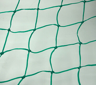 3x 2.5 m CHILDSAFE pond SAFETY NETS pool cover grids netting BLACK / GREEN