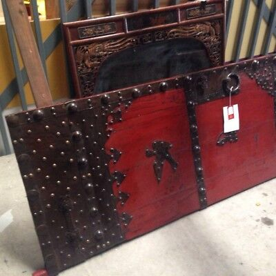 Antique Chinese Entrance Doors/Dining Table