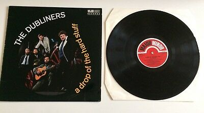 The Dubliners – A Drop Of The Hard Stuff - LP/Vinyl - Lots Listed