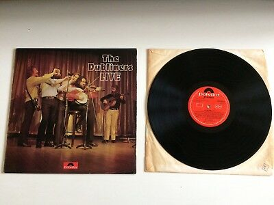 The Dubliners – The Dubliners Live - LP/Vinyl - Lots Listed