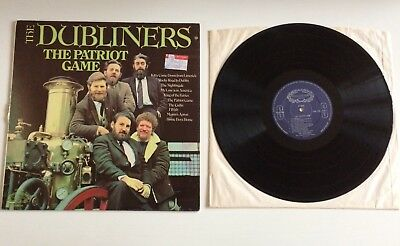 The Dubliners – The Patriot Game  - LP/Vinyl - Lots Listed