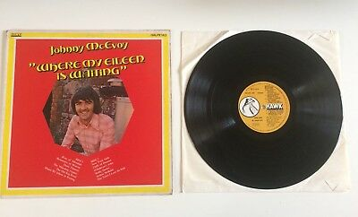 Johnny McEvoy – Where My Eileen Is Waiting  - LP/Vinyl - Lots Listed