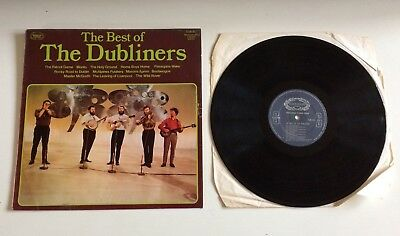 The Dubliners – The Best Of The Dubliners  - LP/Vinyl - Lots Listed