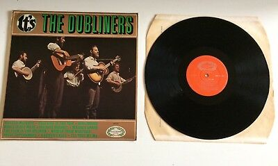 The Dubliners – It's The Dubliners  - LP/Vinyl - Lots Listed