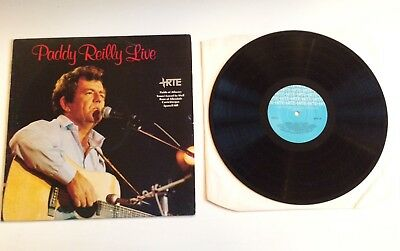 Paddy Reilly – Live  - LP/Vinyl - Lots Listed
