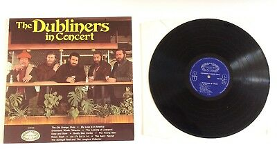 The Dubliners – In Concert  - LP/Vinyl - Lots Listed