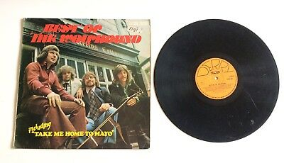 The Wolfhound – Best of The Wolfhound  - LP - RARE IRISH REBEL - LOTS LISTED