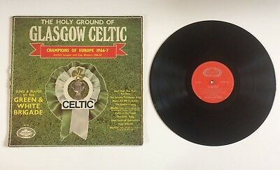 The Green & White Brigade – The Holy Ground Of Glasgow Celtic - LP