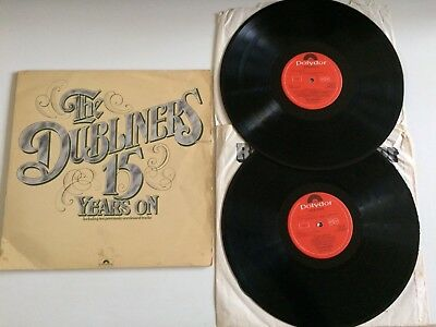 The Dubliners – 15 Years On - LP/Vinyl - Lots Listed