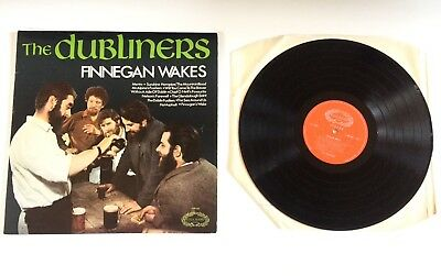 The Dubliners – Finnegan Wakes - LP/Vinyl - Lots Listed