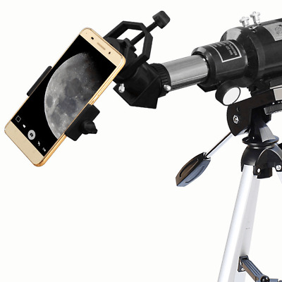 40070 Refractor Astronomical Telescope Optical Prism With Tripod & Phone Adapter