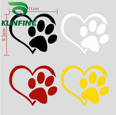 Car Styling Sticker Heart Car DIY Stick Vinyl Decal Decoration Film Tuning Part