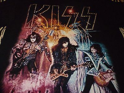 Kiss Shirt ( Used Size L ) Very Good Condition!!!