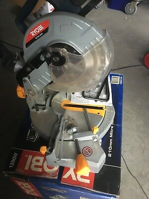 Ryobi 210mm Mitre Saw Great Condition