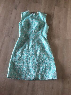 1960's Mint Vintage Dress Small To Extra Small