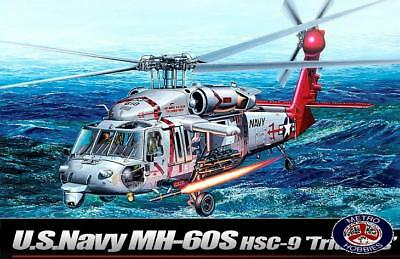 Academy 1/35 U.S.Navy MH-60S HSC-9 Tridents 12120 Brand New
