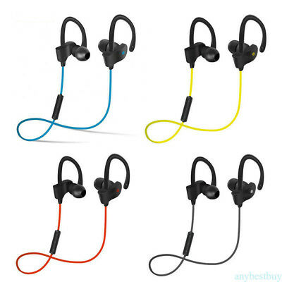 Wireless Bluetooth Headset Sport Stereo Headphone Earphone For iPone sumsung lot