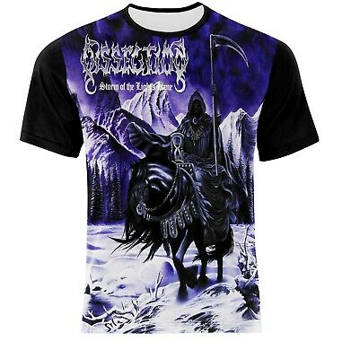 Dissection Storm Of The Light's Mens  T SHIRT all sizes