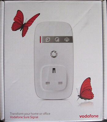 Vodafone Sure Signal V3 EXC TESTED WORKING, NEXT DAY DELIVERY AVAILABLE