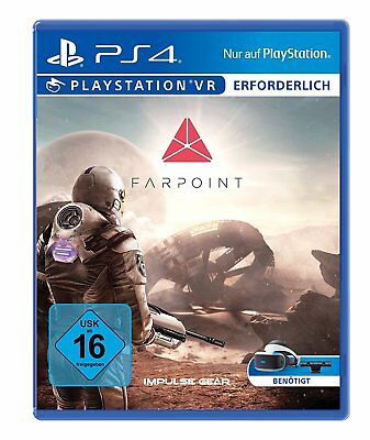 PS4 Farpoint VR PSN Download Code Deutsch + Europa Multilingual