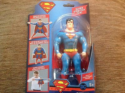 Character - Stretch Armstrong - Mini Stretch Justice League Superman