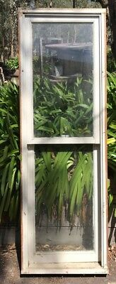 Timber Double Hung Window #1     610mm x 1840mm