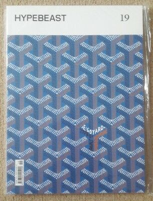 Hypebeast Magazine Issue 19 The Temporal issue Blue