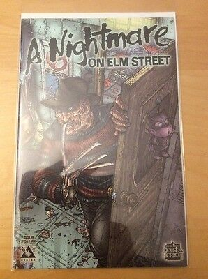 Nightmare On Elm Street 1 (3 Covers), Unexpected Guest Variant, Paranoid, Avatar
