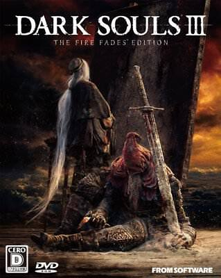 From Software DARK SOULS III THE FIRE FADES Benefit Edition Japan :666