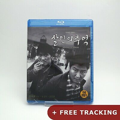 Memories Of Murder - Blu-ray (Korean, 2009) / Joon-ho Bong, Kang-ho Song
