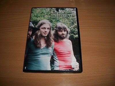 Pink Floyd - The Early Years Dvd