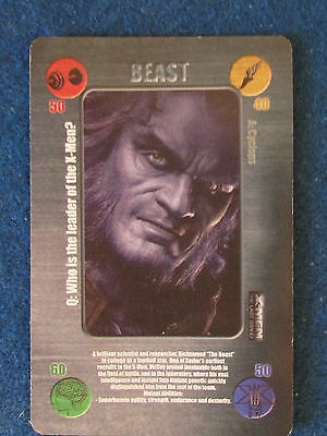 Battle Card - X-Men - The Last Stand - 2006 - Beast