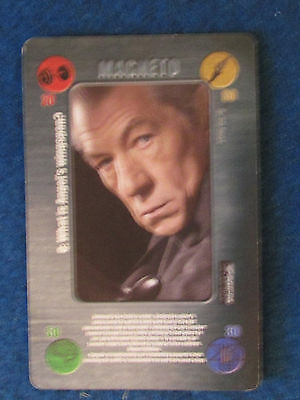 Battle Card - X-Men - The Last Stand - 2006 - Magneto