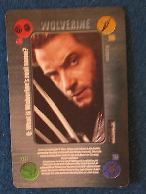 Battle Card - X-Men - The Last Stand - 2006 - Wolverine