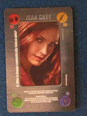 Battle Card - X-Men - The Last Stand - 2006 - Jean Grey
