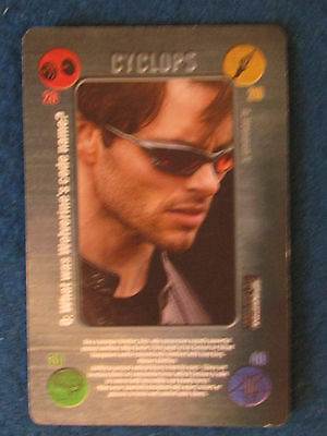 Battle Card - X-Men - The Last Stand - 2006 - Cyclops