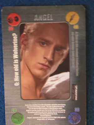 Battle Card - X-Men - The Last Stand - 2006 - Angel