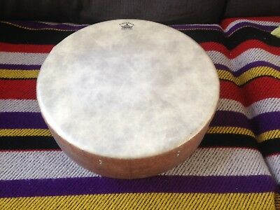 "Remo 16"" Professional Tuneable Bodhran Fiberskyn Frame Drum"