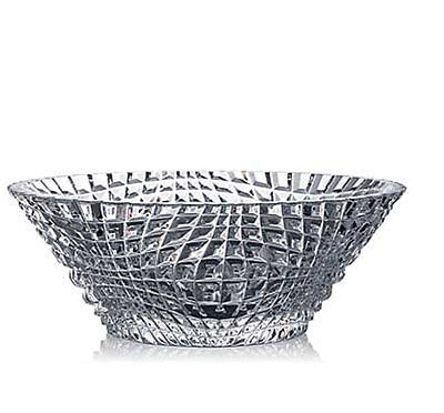 ROGASKA   Heritage **BRILLIANCE CENTERPIECE BOWL**    NEW     ****dazzling****