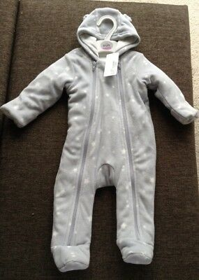 Boys/Girls Marks and Spencer Snowsuit age 3-6 Months NEW