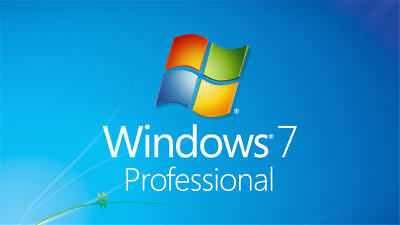 Windows 7 Professional Product Key -  Key Only(NO DVD)