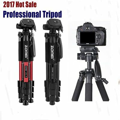 Zomei Q111 Proessional Aluminium Tripod&Pan Head for Canon Nikon Sony Camera AUG